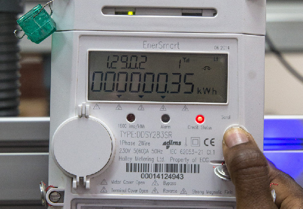 ECG to add 700,000 smart meters across the country by end of 2020 – Bawumia