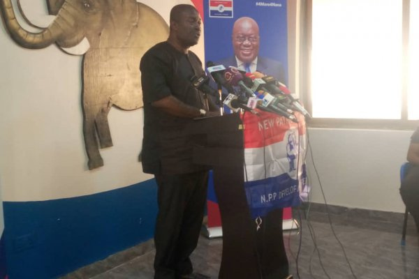 NPP challenges former President Mahama to disclose mistakes