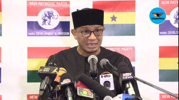 Don't waste votes on non-candidates; vote Akufo-Addo for progress – Mustapha Hamid