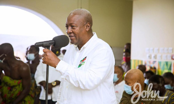 Mahama condemns beating of soldier by National Security operatives