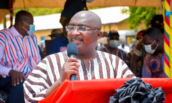Don't be deceived, NPP is a party for all – Bawumia