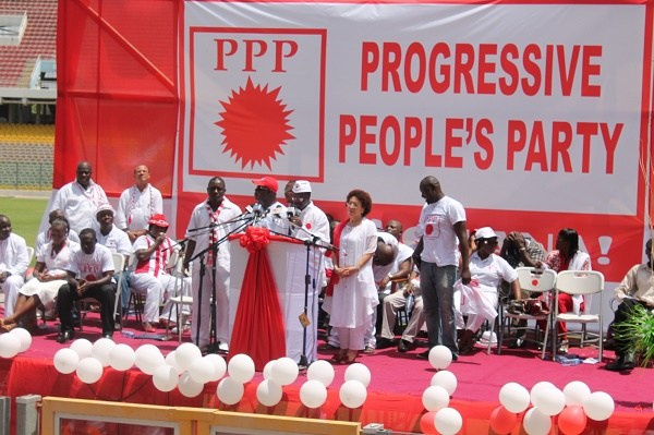 Minority acted in national interest when they walked out on Agyapa – PPP