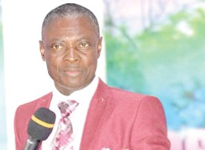 Christian Kwabena Andrews is leader The Ghana Union Movement (GUM)