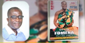 Andrew Amoako Asiamah is contesting the Fomena seat as independent candidate