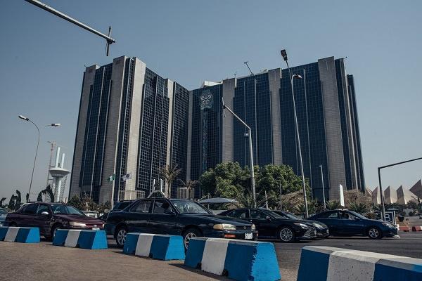 Nigeria's central Bank Headquarters