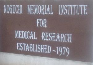 Noguchi Memorial Inst