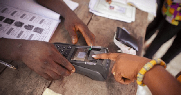 We're confident biometric kits will function excellently on Election Day – EC