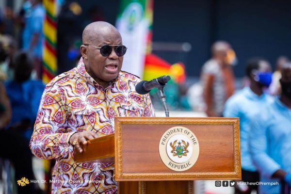 Electoral campaigns did not increase coronavirus cases – Akufo-Addo