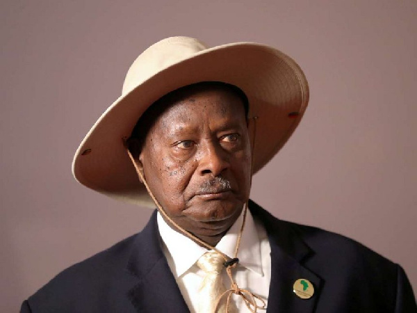 Yoweri Kaguta Museveni, Ugandan president