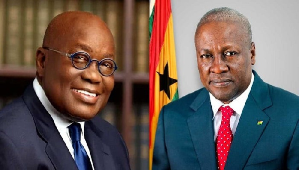 Ghanaian voters face electoral options for economic management