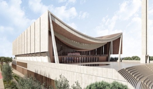 National Cathedral construction starts tomorrow | GhHeadlines Total News Total Information