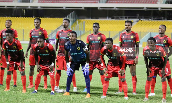 CAF Champions League: Asante Kotoko to host Al Hilal in first leg on Dec 23