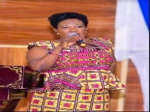 Eastern Regional Women's Organizer for NPP, Fati Vondoli