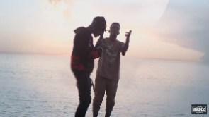 Opanka and Kofi Kinaata