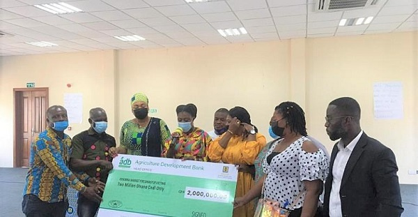 Victims of Odawna fire to get GH¢2million MASLOC support