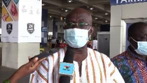 Joseph Kofi Adda, Minister for Aviation