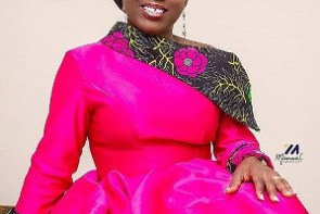 Ghanaian gospel musician, Diana Antwi Hamilton