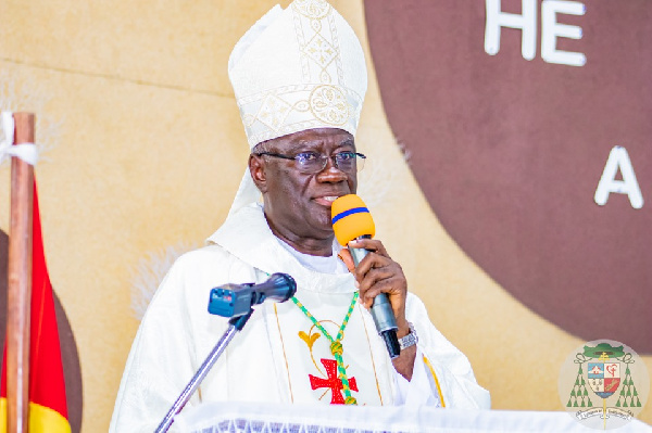 'Undue demands on MPs make them lose focus on constitutional mandate' - Archbishop Kwofie