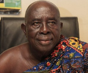 Mpaboahene of Otumfuo Osei Tutu II, Nana Yaw Owusu