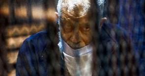 Former interim leader of the Muslim Brotherhood,  Mahmud Ezzat