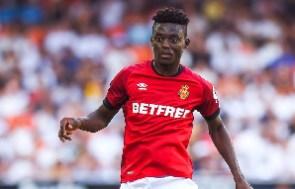 Black Stars midfielder, Baba Iddrisu