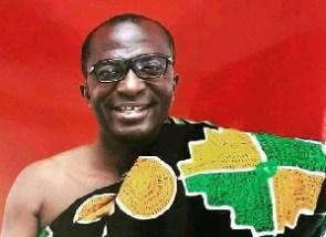 MP-elect for Fomena Constituency, Mr. Andrews Amoako Asiamah