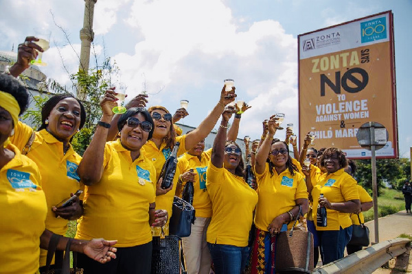 Zonta Club Ghana charters new Accra Jubilee Club