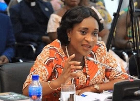 Deputy Finance Minister-designate, Abena Osei Asare