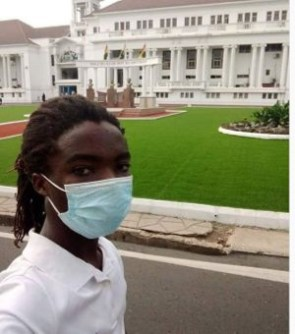 Ras Nkrabea has moved from Achimota to GIS