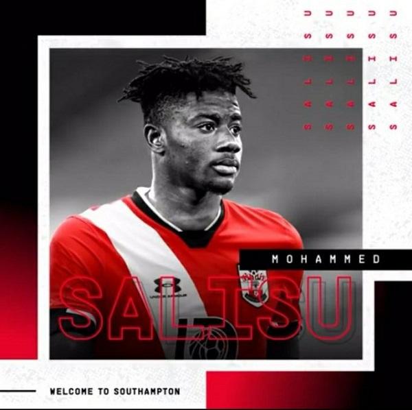 Mohammed Salisu set to make Southampton debut