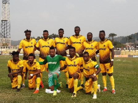 No deal reached to terminate players contract - Ashgold PRO