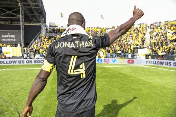 Jonathan Mensah makes MLS ToTW after glittering display for Columbus Crew