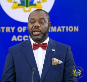 Minister for Education, Dr Mathew Opoku Prempeh