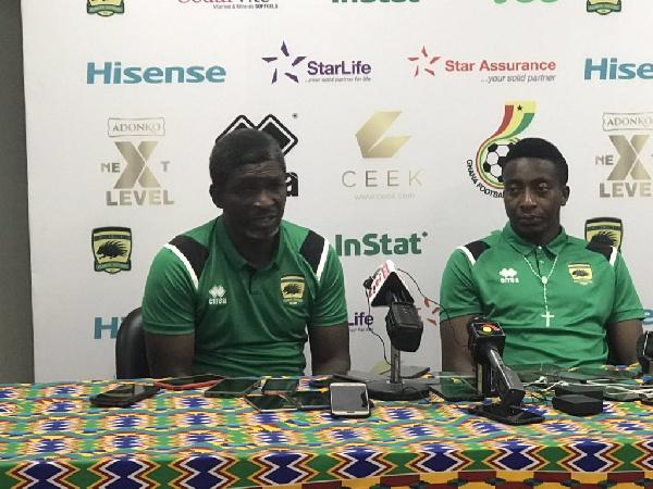 Asante Kotoko goalkeeper Felix Annan refuses to allot blame after bitter display against Eleven Wonders