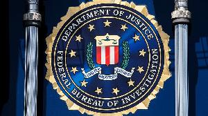 Na di FBI for Seattle wey arrest Abidemi Rufai