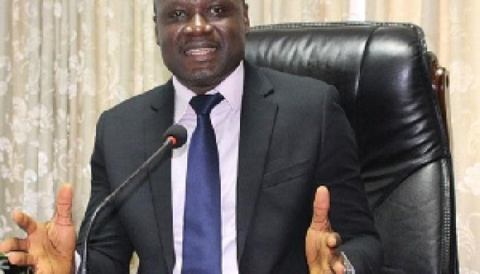 Mark Badu Aboagye, Chief Executive Officer, GNCCI