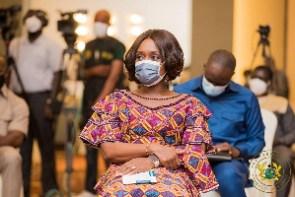 Deputy Minister of Finance and Economic Planning, Abena Osei Asare