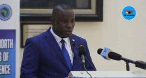 Defence Minister-designate Dominic Nitiwul