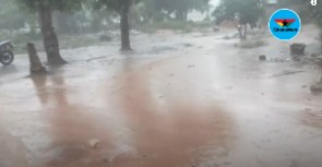 There have been heavy rains in the past few days in the southern part of the country
