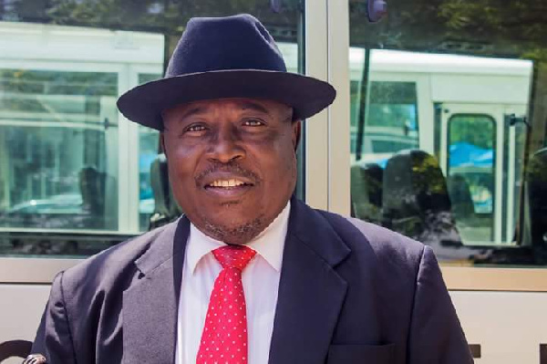 Timing for Amidu's resignation wrong – Jinapor