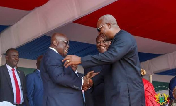 Election 2020: Mahama on a promising spree; beware! – Akufo-Addo to Ghanaians