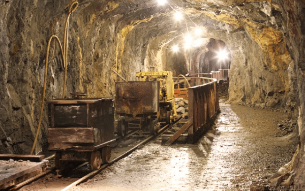 Ghana's first private bid for a large scale gold mine