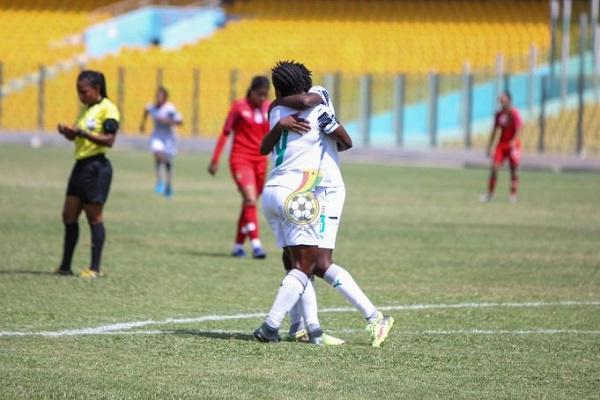 Mukarama brace gives Ghana sweet revenge over Morocco