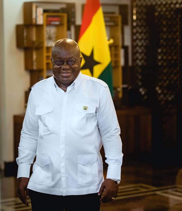 Akufo-Addo vows to 'work hard' to put Ghana on economic recovery