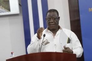 Roads Minister, Kwasi Amoako-Atta
