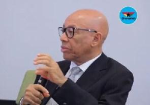 Former CHRAJ boss, Justice Emile Short