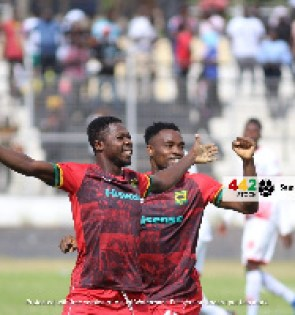 Kotoko and Hearts of Oak aim to reach the last four of the competition.