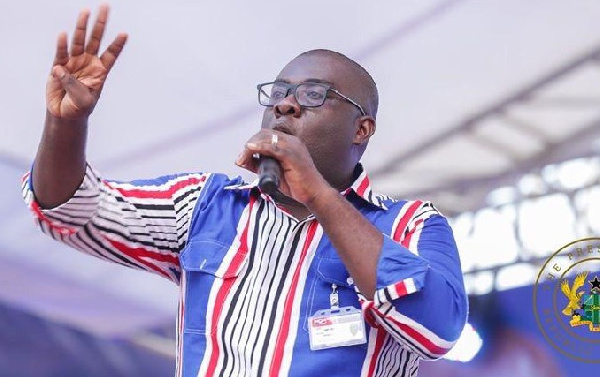 Election 2020: Don't trust Mahama, he is deceitful - Sammi Awuku