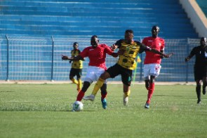 Ghana lost in the final minutes of the game