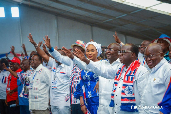 We are very ready for Dec 7 Polls - NPP